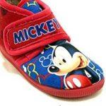 zapatillas de estar por casa Disney